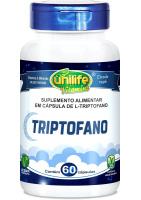 Triptofano Unilife 60 Cápsulas de 300mg