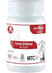 Mulungu (Cortex Erithrinae - Hai Tong Pi) Nutrivale 120 cápsulas de 400mg