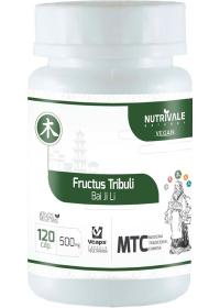 Tribulus Terrestris (Fructus Tribuli - Bai Ji Li) Nutrivale 120 cápsulas de 500mg