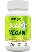 BCAA Vegan Apisnutri 60 cápsulas de 400mg