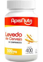 Levedo de Cerveja Apisnutri 400 comprimidos de 500mg