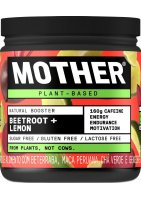 Pré Treino Natural Booster Sabor Limão Mother 175g