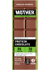 Barra de Chocolate Proteica Mother 40g