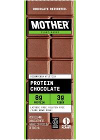 Barra de Chocolate Proteica Mother 40g
