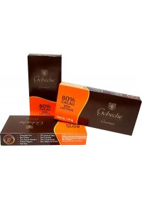 Chocolate Gourmet 80% Cacau Gobeche 1.01kg