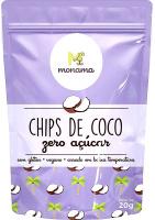 Coco Chips Zero Açúcar Monama 45g