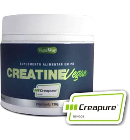 Creatina Creapure® VeganWay 120g