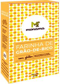 Farinha de Grão-de-Bico Monama 200g