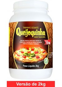 Queijoquinha Tradicional Natural Science 2kg