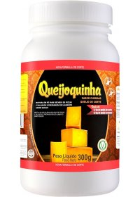 Queijoquinha Sabor Cheddar Natural Science 300g
