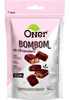 Bombom de Amendoim Sem Açúcar Oner 50g