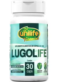 Iodo Lugolife Unilife 30 Cápsulas