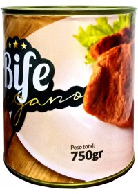 Bife Vegano da Glutadela Schillife 750g
