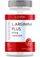 L-Arginina Plus Lauton 60 cápsulas