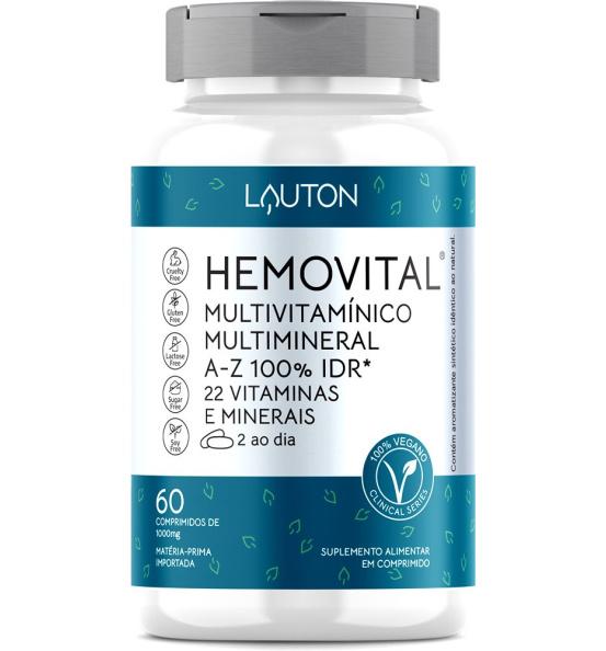 Hemovital® Multivitamínico A-Z Lauton 60 comprimidos