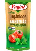 Molho de Tomate Manjericão Orgânico Fugini 340g
