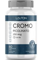 Cromo Picolinato 250µg Lauton 60 comprimidos