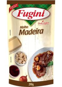 Molho Madeira Vegano Fugini 290g