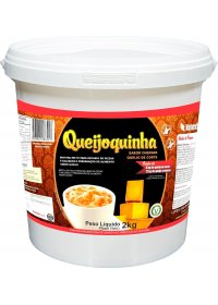 Queijoquinha Sabor Cheddar Natural Science 2kg