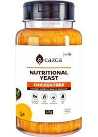 Nutritional Yeast Chicken Free Cazca 127g