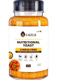 Nutritional Yeast Cheese Free Cazca 127g