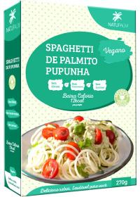 Spaghetti de Palmito Pupunha Natupalm 270g