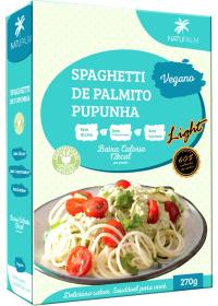 Spaghetti de Palmito Pupunha Light Natupalm 270g