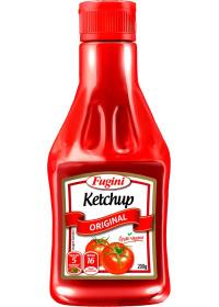 Ketchup Original Frasco Fugini 200g
