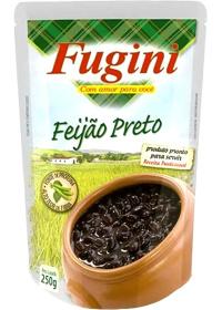 Feijão Preto Fugini 250g