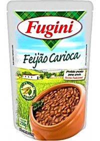 Feijão Carioca Fugini 250g