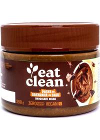 Pasta Castanha Caju Chocolate Belga Eat Clean 300g
