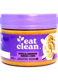 Pasta Amendoim Com Açúcar de Coco Eat Clean 200g