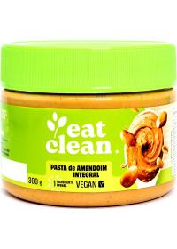 Pasta Amendoim Integral Eat Clean 300g