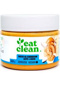Pasta Amendoim Leite de Coco Eat Clean 300g