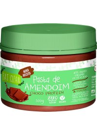 Pasta Amendoim Choco Protein Eat Clean 300g
