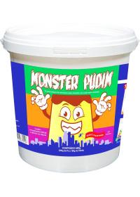 Monster Pudim (Rende 2,4kg de Pudim) Natural Science 450g