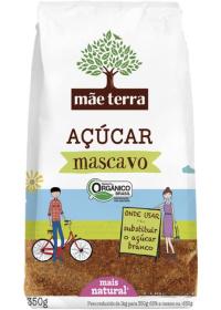 Açúcar Mascavo Orgânico Mãe Terra 350g