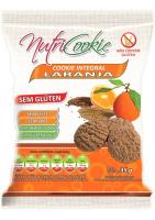 Cookie Integral Laranja Sem Glúten Nutricookie 35g