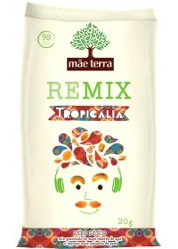 Remix Frutas Secas Mãe Terra 25g