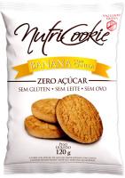 Cookie Zero Açucar Banana com Canela Nutricookie 120g
