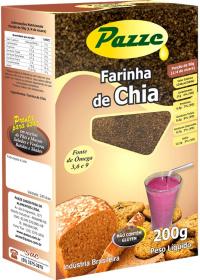 Farinha de Chia Pazze 200g
