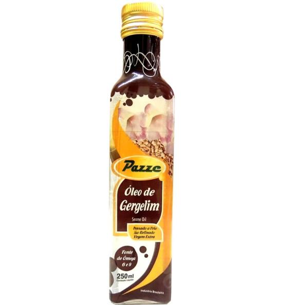 Óleo de Gergelim Sesame Oil Pazze 250ml