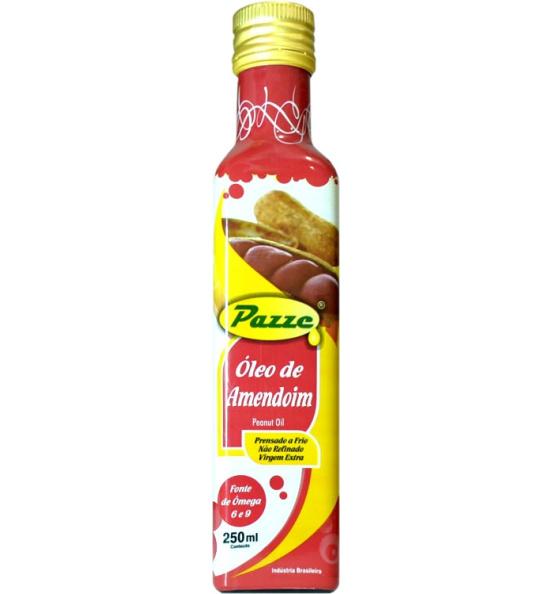 Óleo de Amendoim Pazze 250ml