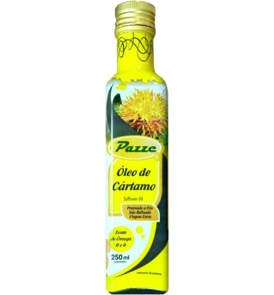 Óleo de Cártamo Oil Pazze 250ml