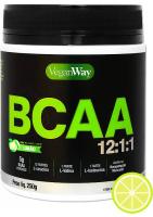 BCAA 12:1:1 VeganWay Bionetic 250g