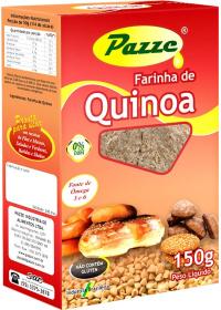 Farinha de Quinoa Pazze 150g
