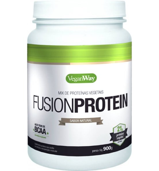Fusion Protein Natural VeganWay 900g