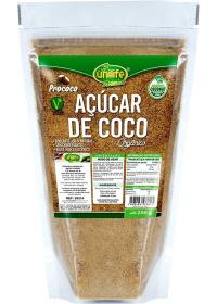 Açúcar de Coco Orgânico Unilife 250g