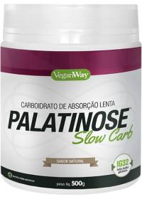 Palatinose Slow Carb VeganWay 495g