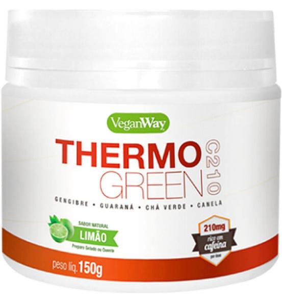 Thermo C210 Limão VeganWay 150g